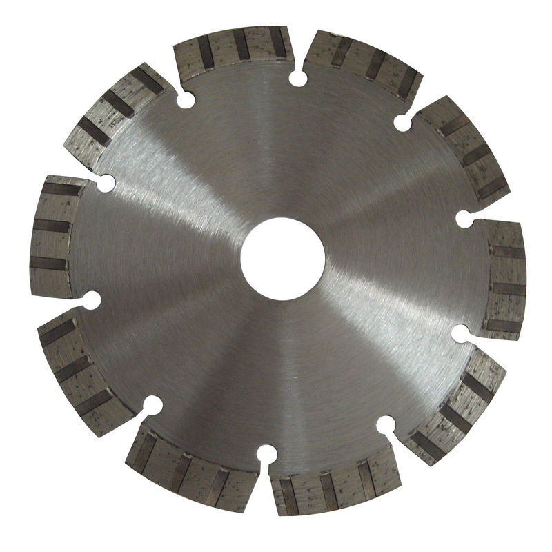 105mm - 180mm Combo Segmented Saw Blade For Concrete Block Reinforced Concrete